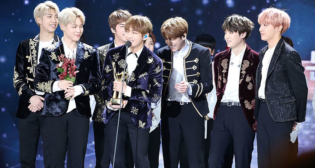 K-Pop BTS chosen Time's Most Influential People on the Internet in 2017