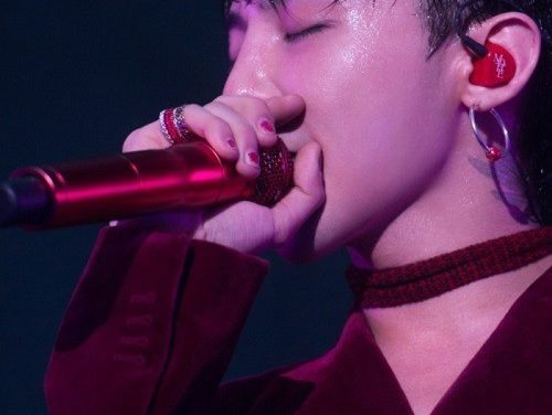 G Dragon's World Tour Solo Concert