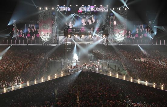 K Wave hit Tokyo in Japan (Tokyo Dome SM Town Concert)
