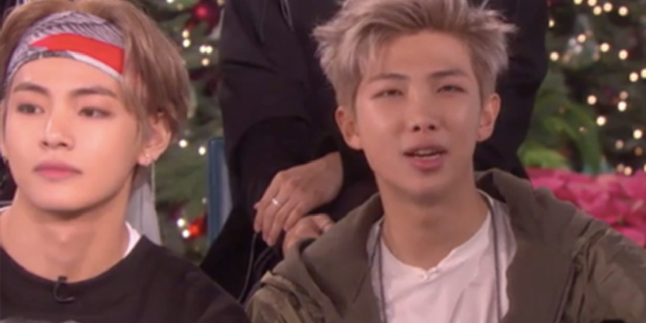 BTS RM's 'Mono' tops iTunes album chart in 86 countries