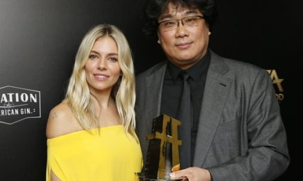 "Bong Joon-ho, ""The Parasite"" win ""The Critics' Awards"", 4(four) gold medals in Georgia."