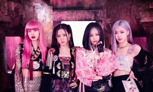 BLACKPINK, Guinness World Records 5 Concurrently Rankings